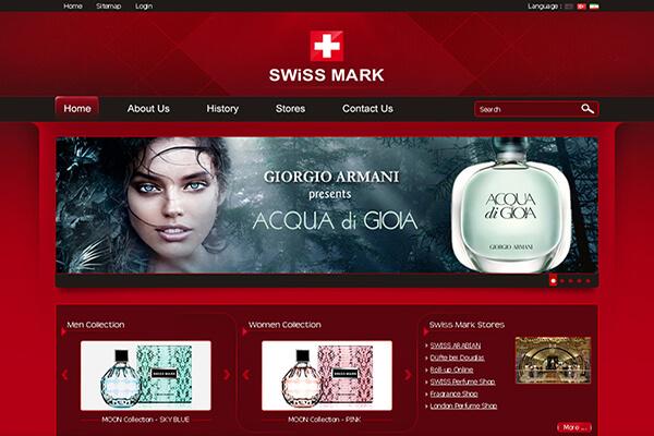 طراحی وب سایت عطر سوئیس کشور سوئیس توسط شرکت برآیند تجربه به اتمام رسید. این سایت با هدف معرفی هر چه بهتر محصولات این شرکت معتبر، راه اندازی شده است. مطمئنا در آینده زبان های بعدی وب سایت نیز راه اندازی خواهند شد.